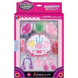 Детская декоративная косметика  Ракушка заколка Beauty Angel
