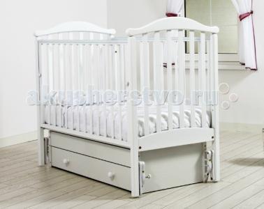 Детская кроватка  Людмила универсальный маятник Гандылян