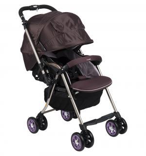 Прогулочная коляска  Miracle Turn XZ-600, цвет: фиолетовый Combi