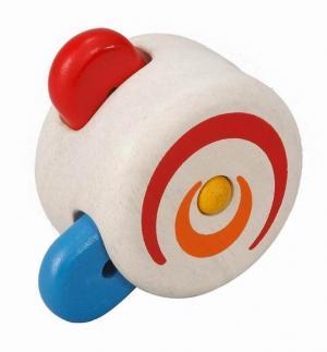 Деревянная игрушка  Погремушка Пикабу Plan Toys
