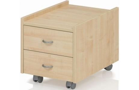 Комод  Sit On тумба подкатная (2 ящика) Kettler