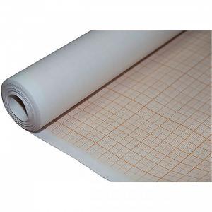 Бумага масштабно-координатная в рулоне 878 мм х 40 м Апплика