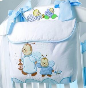 Сумка на кроватку Lucciole Roman Baby