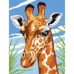 Набор для раскрашивания Жираф Reeves