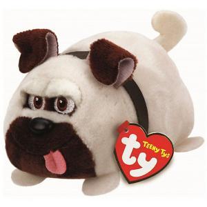 Мягкая игрушка  Inc Тайная жизнь домашних животных Мопс Мел, 11 см Ty