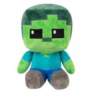 Мягкая игрушка  Crafter Zombie 22 см Minecraft