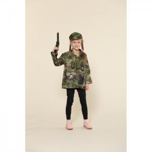Игровой костюм военного с пистолетом Teplokid