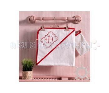 Комплект полотенце-уголок + варежка Red Ocean Kidboo