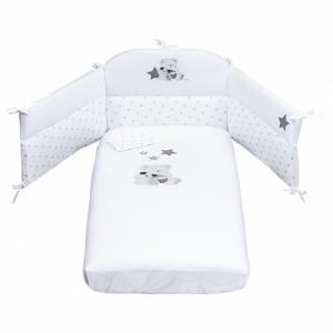 Комплект в кроватку  Valdo (4 предмета) Picci