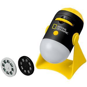 Проектор-ночник  National Geographic Bresser. Цвет: черный/желтый