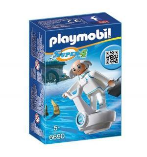 Конструктор  Супер 4 Доктор Икс Playmobil