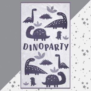 Полотенце махровое Dinoparty 130х70 Этель