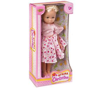 Кукла Cristine 35 см Д93855 Yako