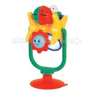 Развивающая игрушка  Забавное вращение на присоске Kiddieland