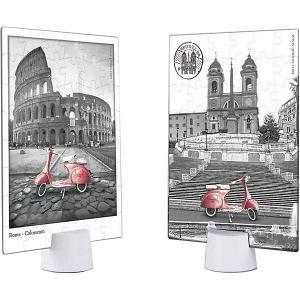 Двухсторонний пазл  Отпуск в Риме, 48 элементов Pintoo