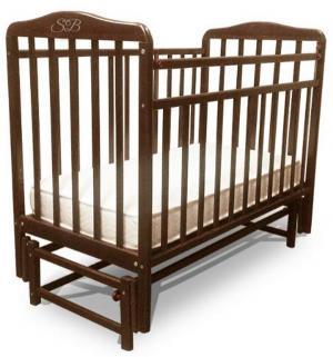 Кровать  Flavio, цвет: венге Sweet Baby
