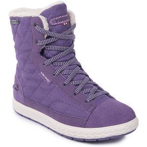Ботинки Zip GTX Viking для девочки. Цвет: лиловый