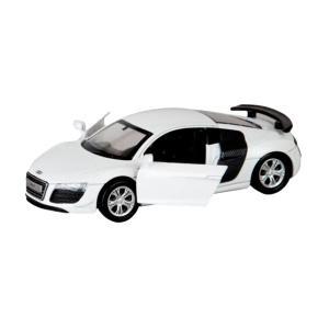 Машинка  Audi R8 GT белая 12 см Shantou Gepai