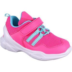 Кроссовки BiKi. Цвет: розовый