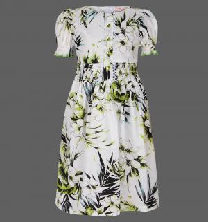 Платье , цвет: зеленый Damy-M