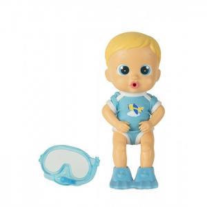 Bloopies Кукла для купания Макс в открытой коробке IMC toys