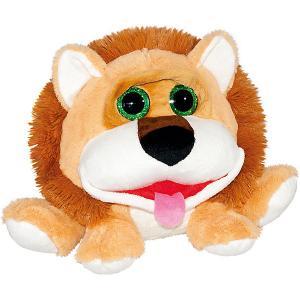 Мягкая игрушка  Мимики Лев Fancy. Цвет: светло-коричневый