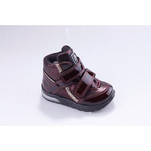 Ботинки Minimen. Цвет: бордовый