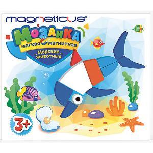 Магнитная мозаика MAGNETICUS Морские Животные