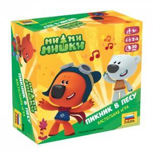 Настольная игра Ми-ми-мишки Пикник в лесу Звезда