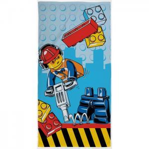 Полотенце City Construction 70х140 Lego
