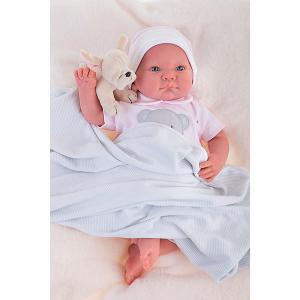 Кукла Реборн младенец Ника, 40см, Munecas Antonio Juan
