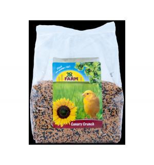 Корм  для канареек Crunch, 1кг JR Farm