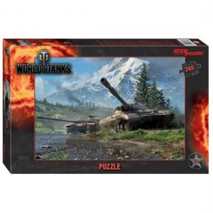 Пазл  World of Tanks Step Puzzle