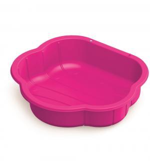 Песочница  Бассейн, цвет: розовый Dolu
