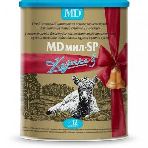 Молочная смесь  Козочка 3 с 12 месяцев, 400 г MD Мил