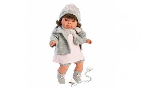 Кукла Пиппа 42 см со звуком Llorens