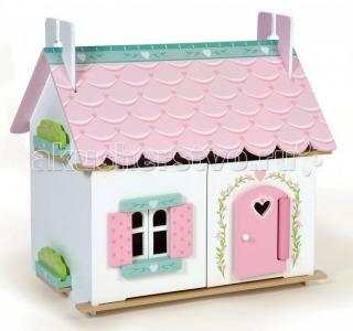 Кукольный домик Лили с мебелью LeToyVan
