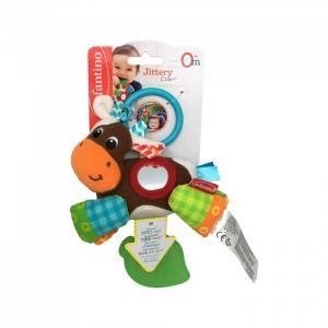 Подвесная игрушка  Коровка 5058 Infantino