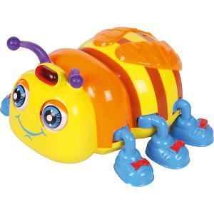 Интерактивная игрушка  Жучок, со светом и звуком Huile Toys