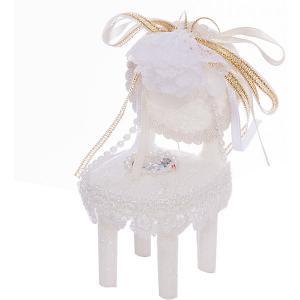 Ёлочное украшение - стульчик, 10 см, 2 MAG2000