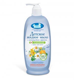 Детское жидкое мыло антимикробное для чувствительной кожи , 250 мл Наша Мама