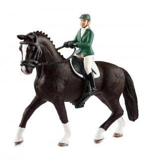 Игровой набор  Конкурист с лошадью Schleich