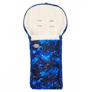 Конверт в коляску меховой Frost Галактика Чудо-чадо