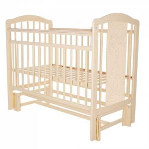 Детская кроватка  Noli Жирафик маятник универсальный Pituso
