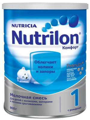 Молочная смесь  Комфорт 1 0-6 месяцев, 900 г Nutrilon