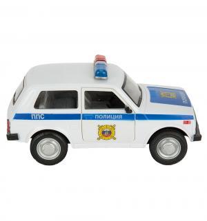Машинка  Пожарная охрана 18 см Play Smart