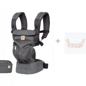 Рюкзак-кенгуру  Omni 360 Cool Air Mesh с нагрудником Bib ErgoBaby