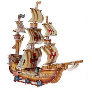 3D пазл  Пиратский корабль, 79 элементов Funny