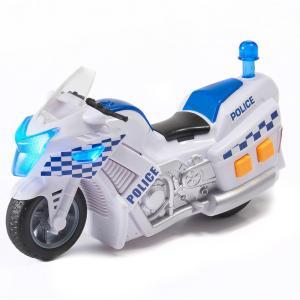 Мотоцикл  Полицейский, мини 15 см HTI
