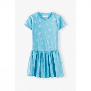 Платье для девочки 3K4018 5.10.15